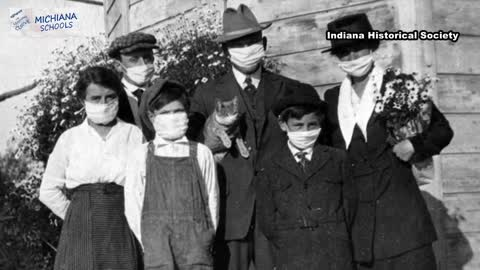 How schools deal with pandemics through history